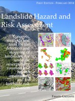 """Digital book """"Landslide Hazard and Risk Assessment"""" by Fausto Guzzetti now freely available from iBooks and the iTunes Store"""